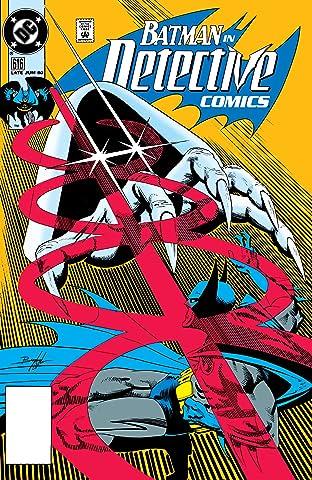 Detective Comics (1937-2011) #616