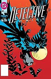 Detective Comics (1937-2011) #651