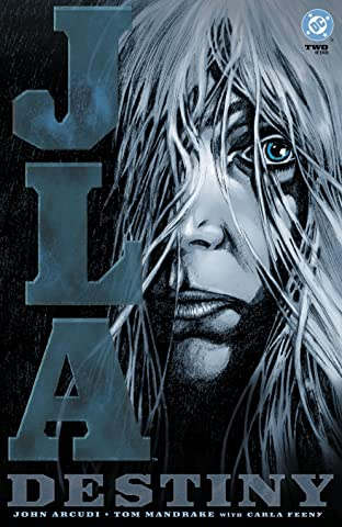 JLA: Destiny (2002) #2