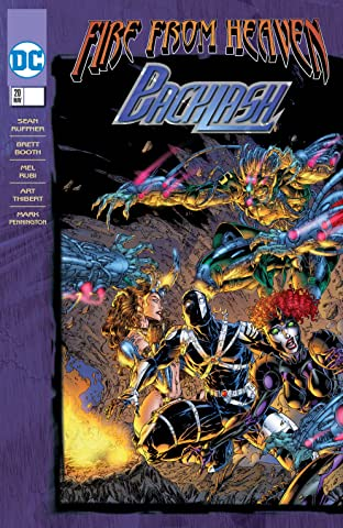 Backlash (1994-1997) No.20