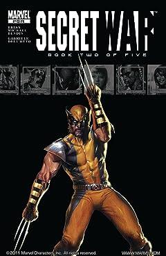Secret War (2004-2005) #2