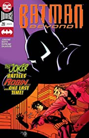 Batman Beyond (2016-) #28