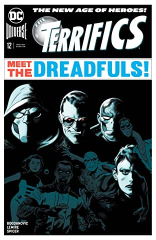 The Terrifics (2018-) No.12