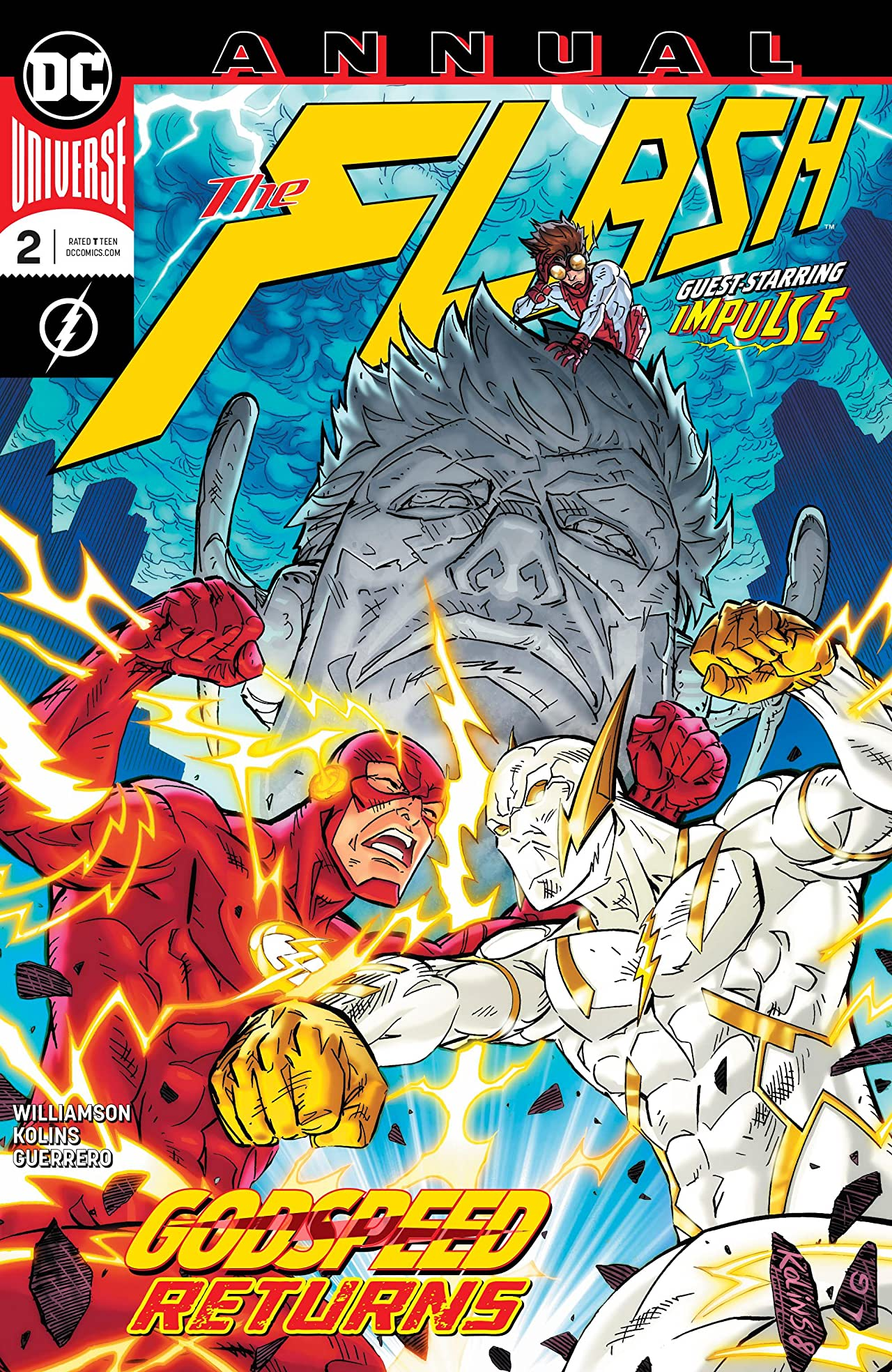 The Flash (2016-) Annual No.2