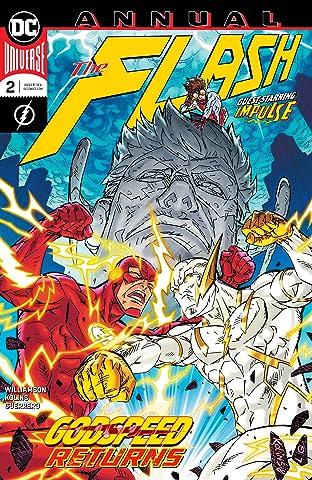 The Flash (2016-) Annual #2
