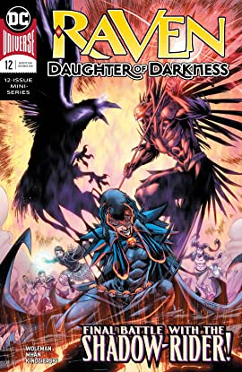 Raven: Daughter of Darkness (2018-2019) #12