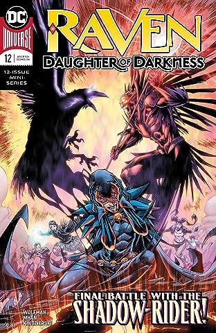 Raven: Daughter of Darkness (2018-) #12