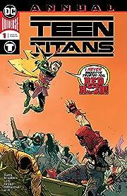 Teen Titans (2016-) Annual #1