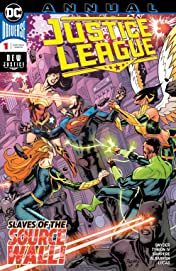 Justice League (2018-) Annual #1