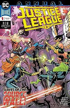 Justice League (2018-) Annual #1