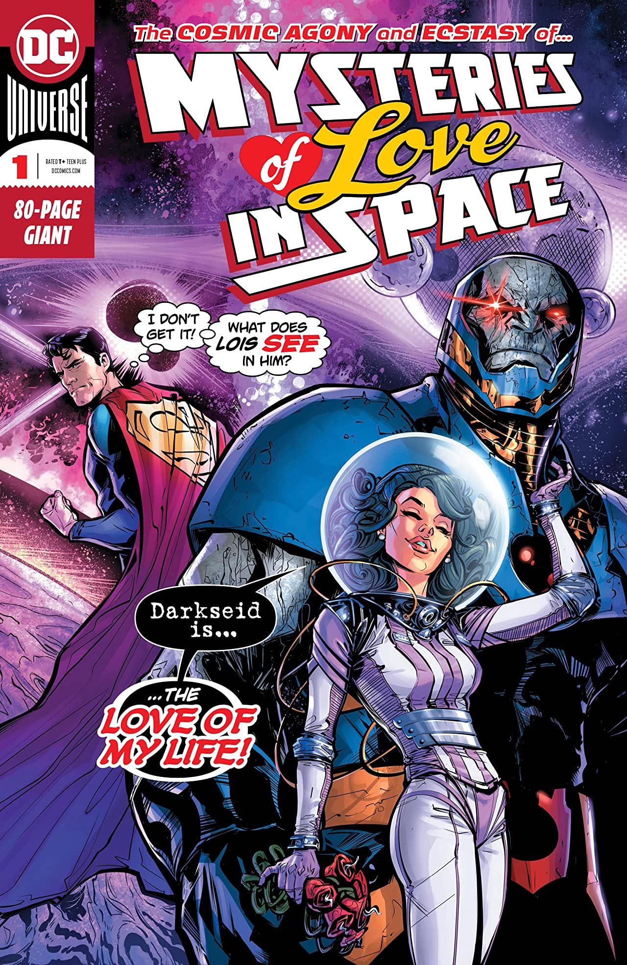 Mysteries of Love in Space (2019) No.1