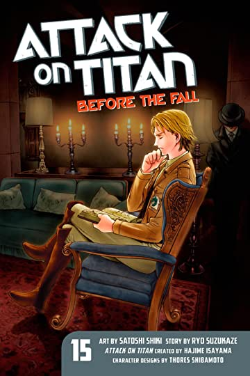 Attack on Titan: Before the Fall Vol. 15