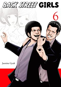 Back Street Girls Vol. 6