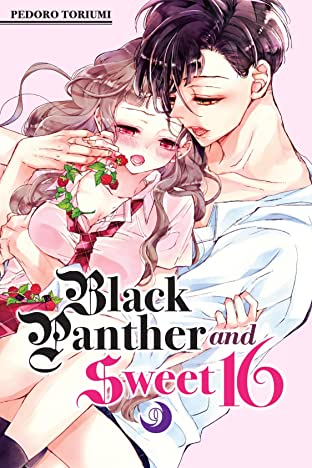 Black Panther and Sweet 16 Tome 9