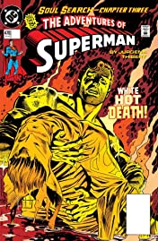 Adventures of Superman (1986-2006) #470