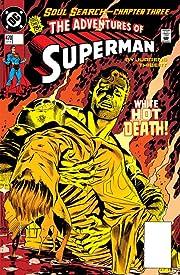 Adventures of Superman (1986-2006) #470