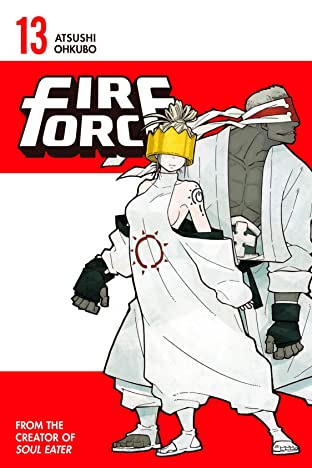 Fire Force Vol. 13
