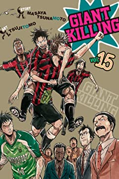 Giant Killing Vol. 15