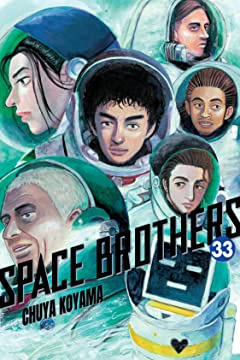 Space Brothers Vol. 33