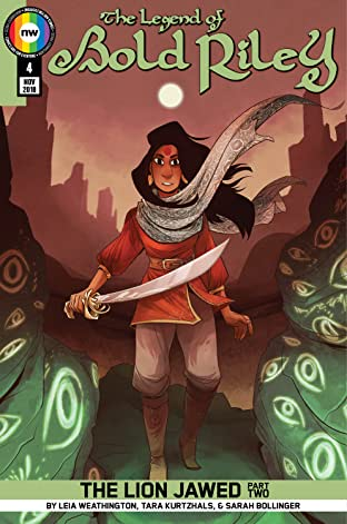 The Legend of Bold Riley #4