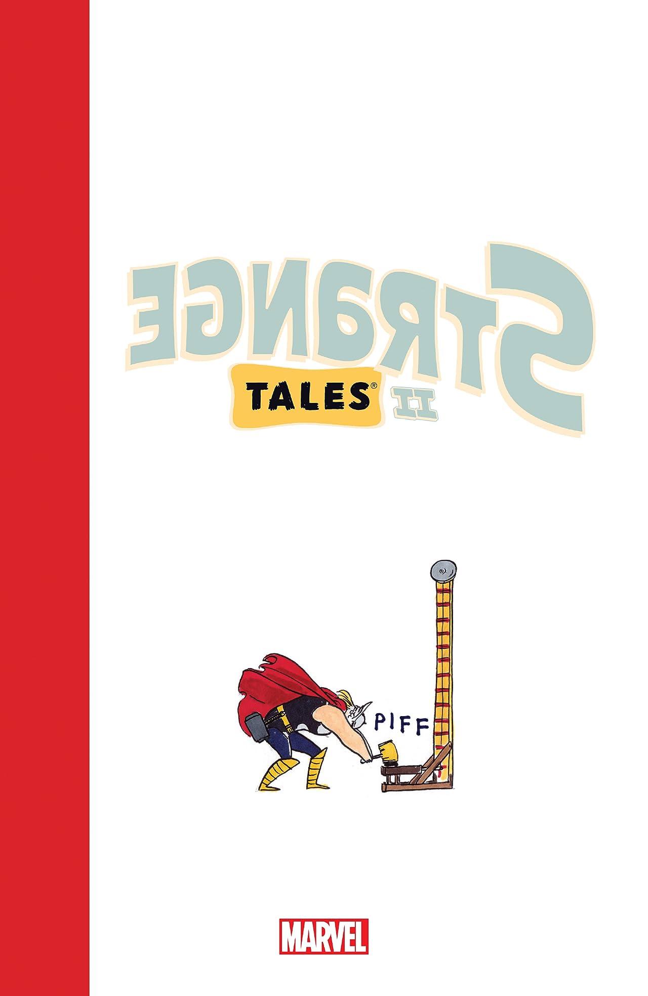 Strange Tales II