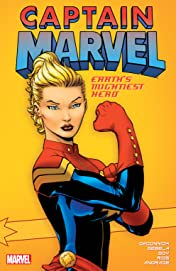Captain Marvel: Earth's Mightiest Hero Tome 1