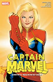 Captain Marvel: Earth's Mightiest Hero Tome 3