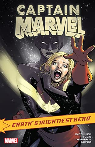 Captain Marvel: Earth's Mightiest Hero Tome 4