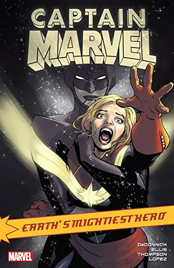 Captain Marvel: Earth's Mightiest Hero Vol. 4
