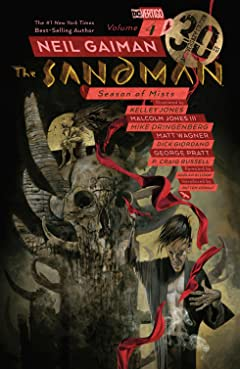 Sandman Tome 4: Season of Mists - 30th Anniversary Edition