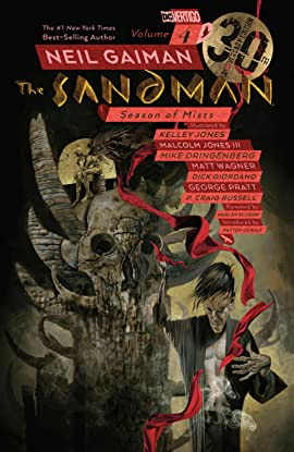 Sandman Vol. 4: Season of Mists - 30th Anniversary Edition