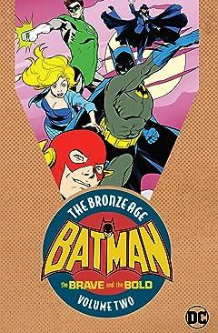 Batman in The Brave & the Bold: The Bronze Age Tome 2