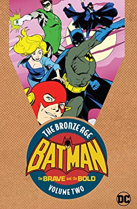 Batman in The Brave & the Bold: The Bronze Age Vol. 2