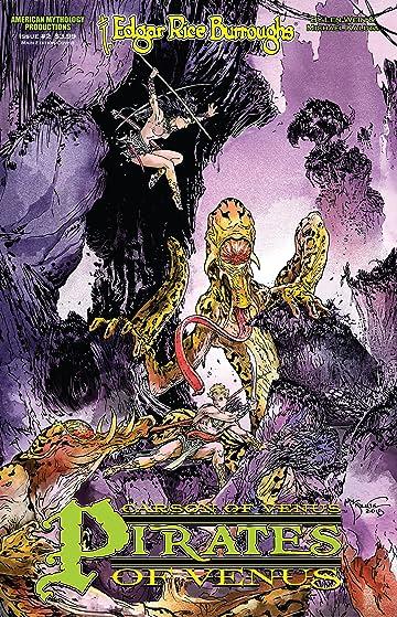 Carson of Venus: Pirates of Venus #2