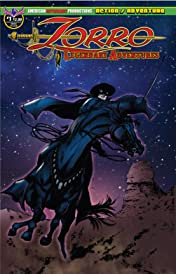 Zorro: Legendary Adventures #1