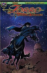 Zorro: Legendary Adventures No.1