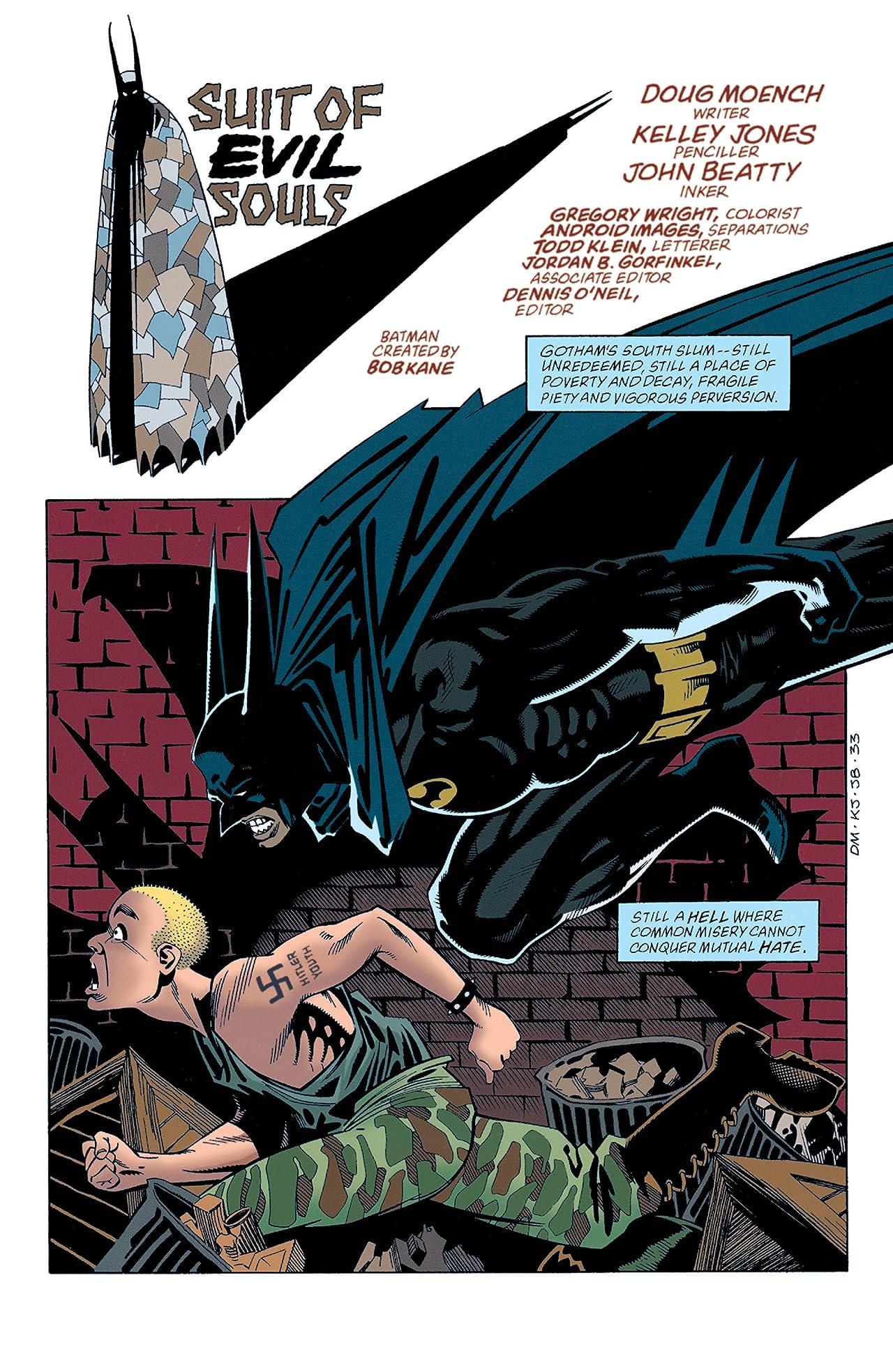 Batman (1940-2011) #551