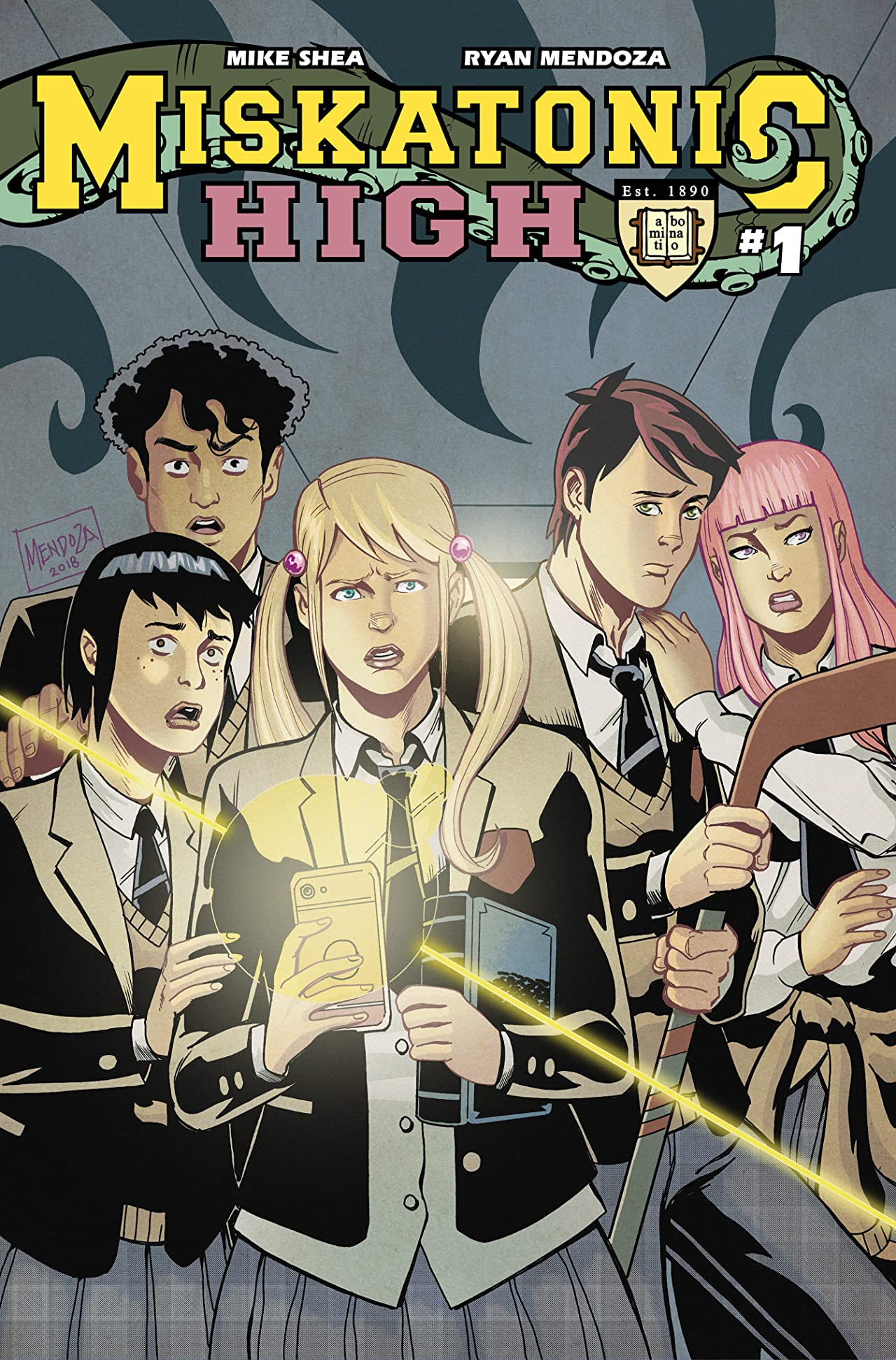 Miskatonic High #1