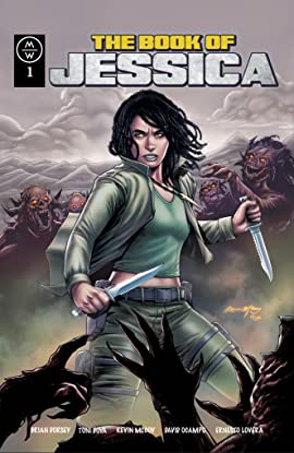 The Book of Jessica #1