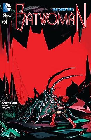 Batwoman (2011-2015) #28