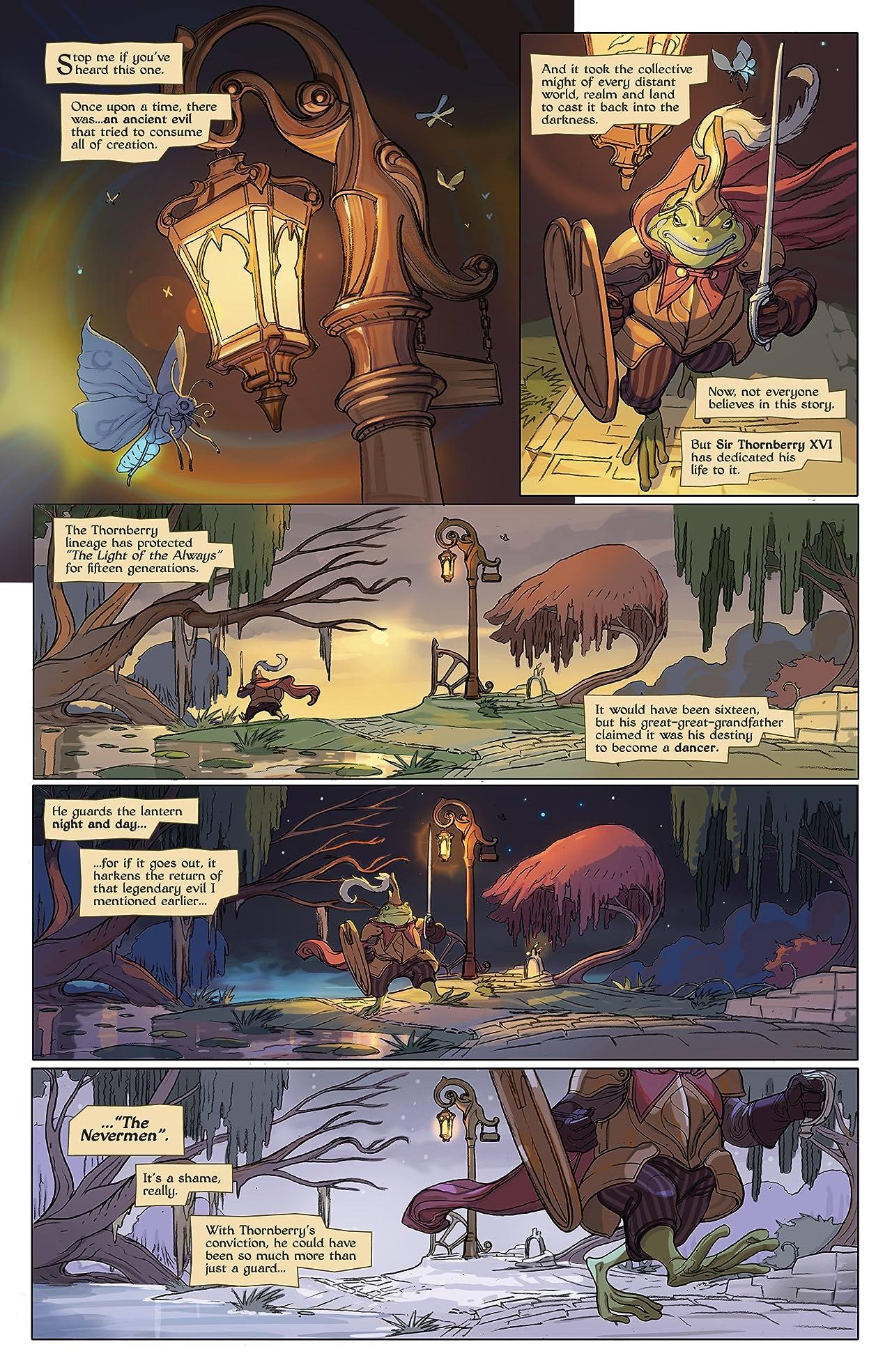 Oberon #1