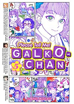 Please Tell Me! Galko-chan Vol. 5