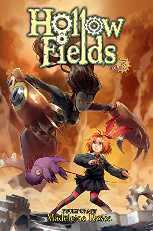 Hollow Fields (color) Tome 3