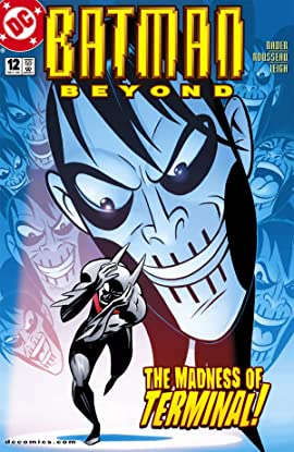 Batman Beyond (1999-2001) #12