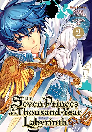 The Seven Princes of the Thousand-Year Labyrinth Vol. 2
