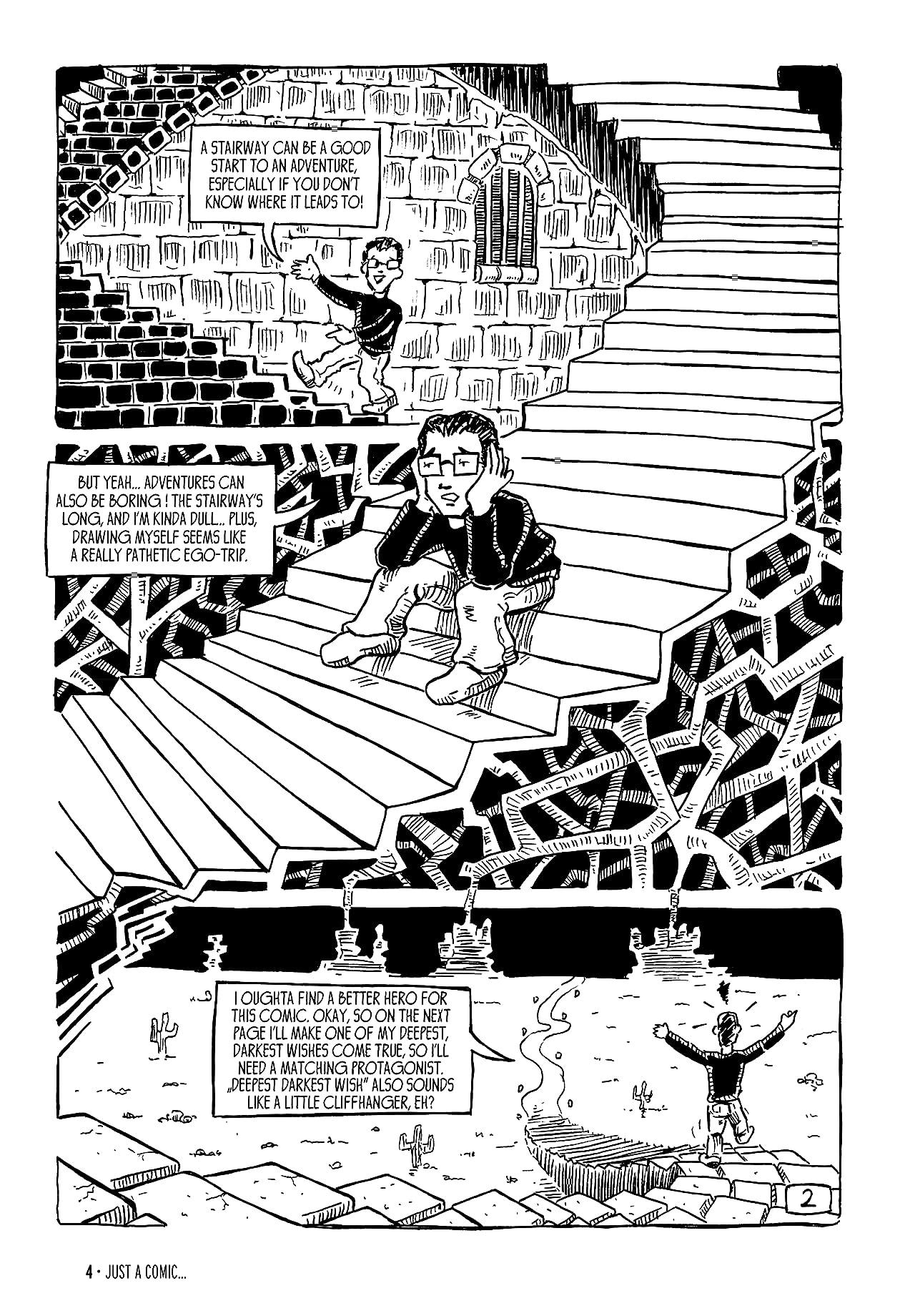 Just a comic... #1