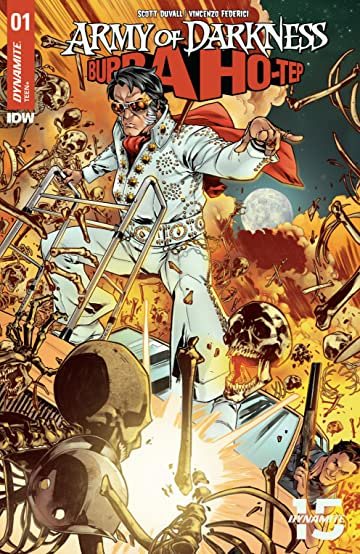Army of Darkness/Bubba Ho-Tep #1