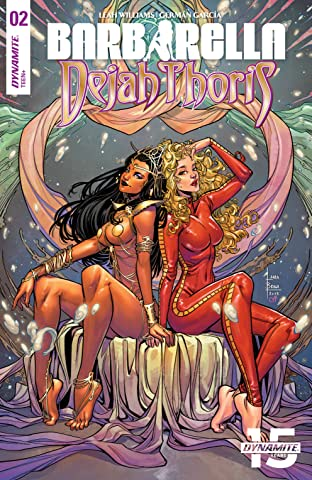 Barbarella/Dejah Thoris No.2
