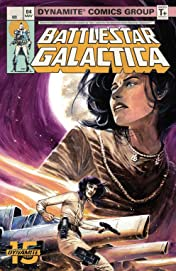 Battlestar Galactica Classic No.4