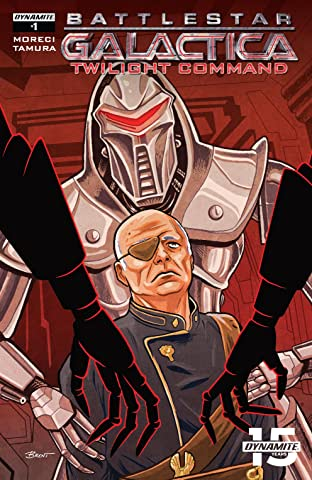 Battlestar Galactica: Twilight Command No.1